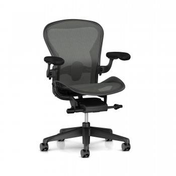 Aeron chair front