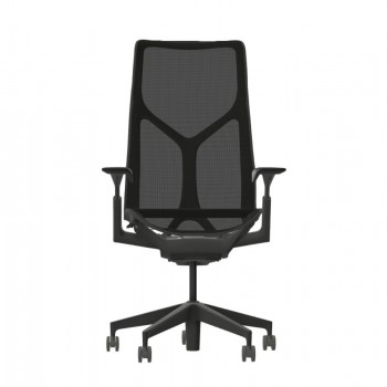 High-Back Cosm Chair Front