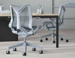 Low-Back Cosm  Office Chair 1