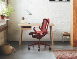 Low-Back Cosm Office Chair 5