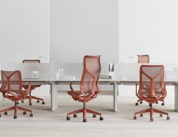 Low-Back Cosm Office Chair 6