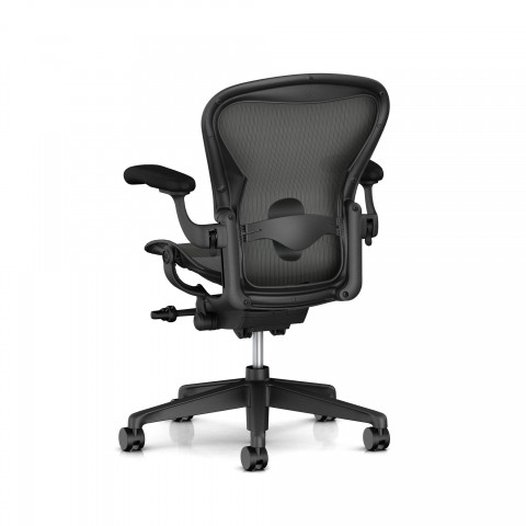 Aeron chair back